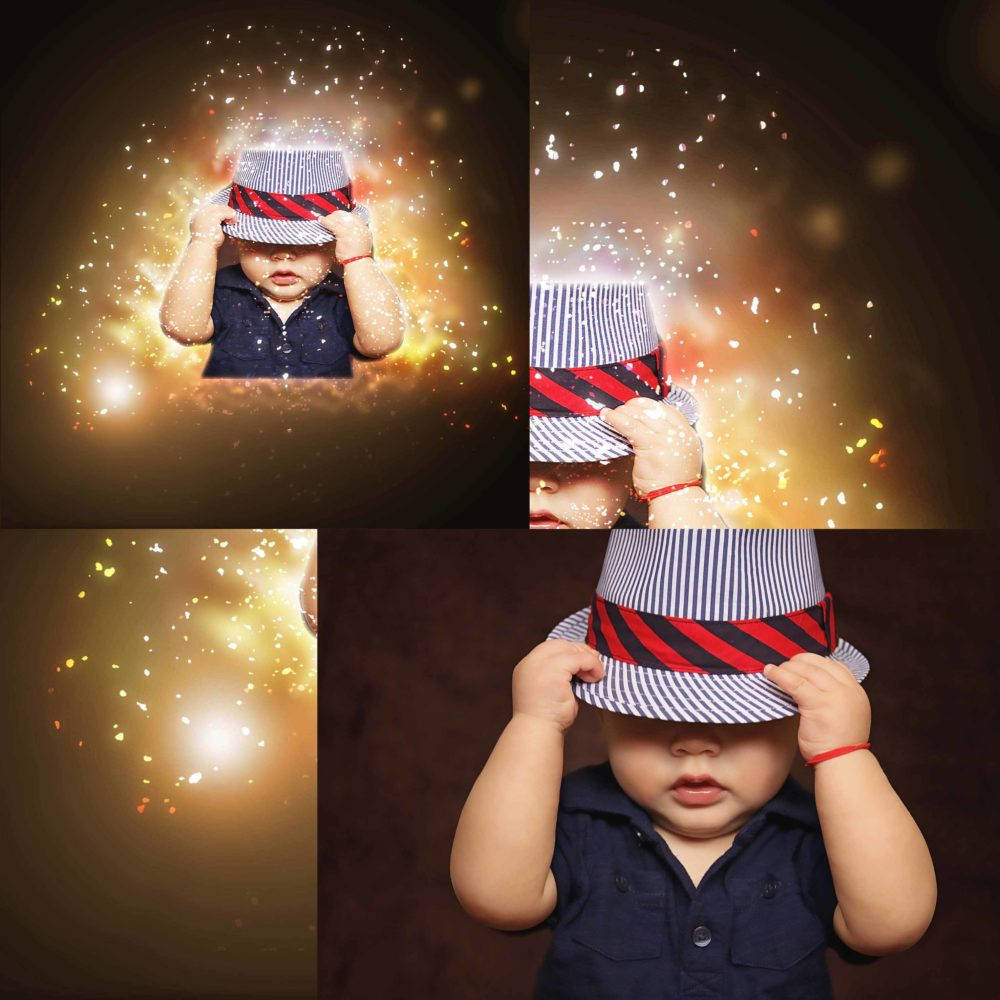 Awesome Galaxy Photoshop Effect