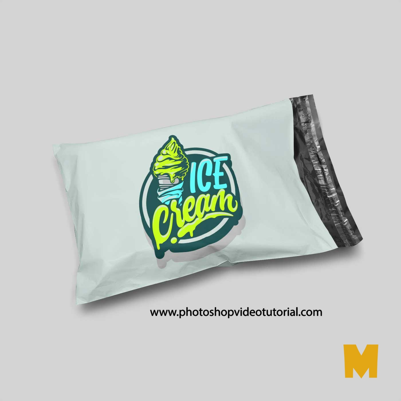 Packaging Bag Mockups
