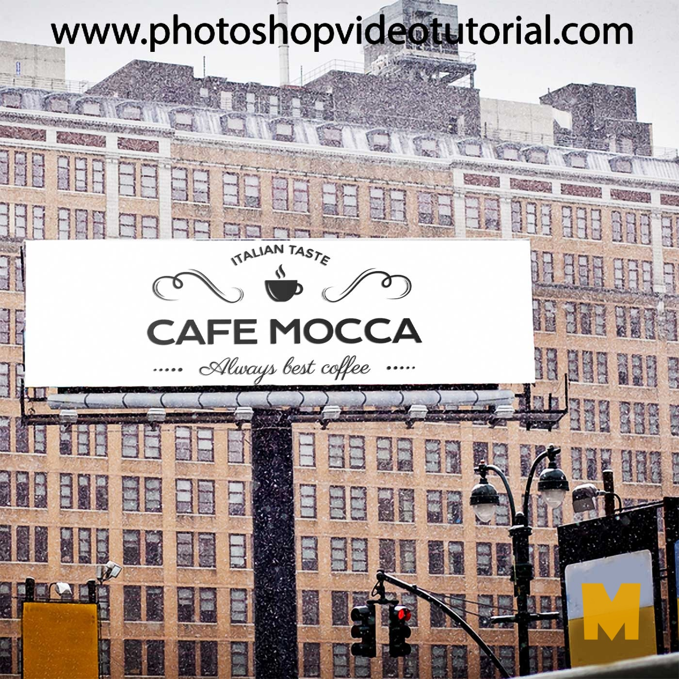 Billboards Mockup
