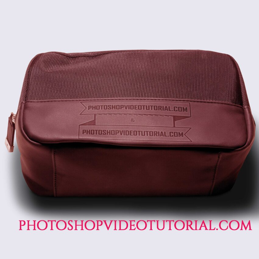 Mockups Leather Bag