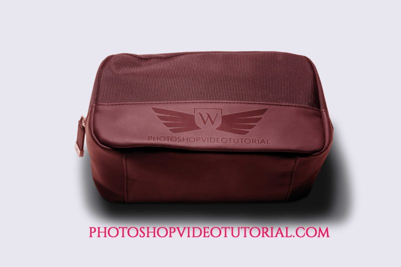 download Leather Bag psd