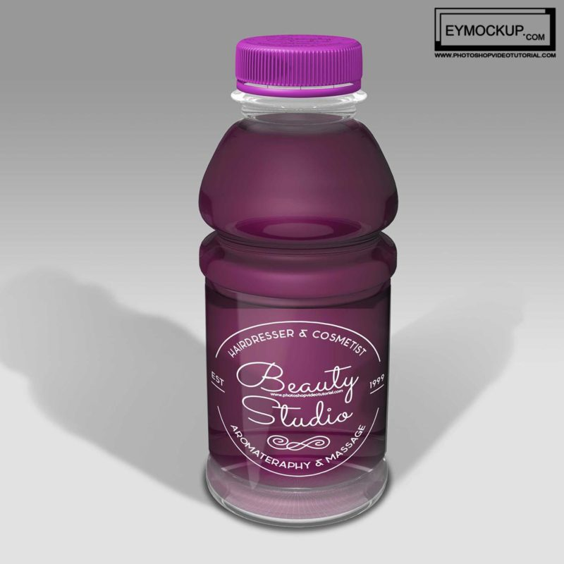 new bottle mockups