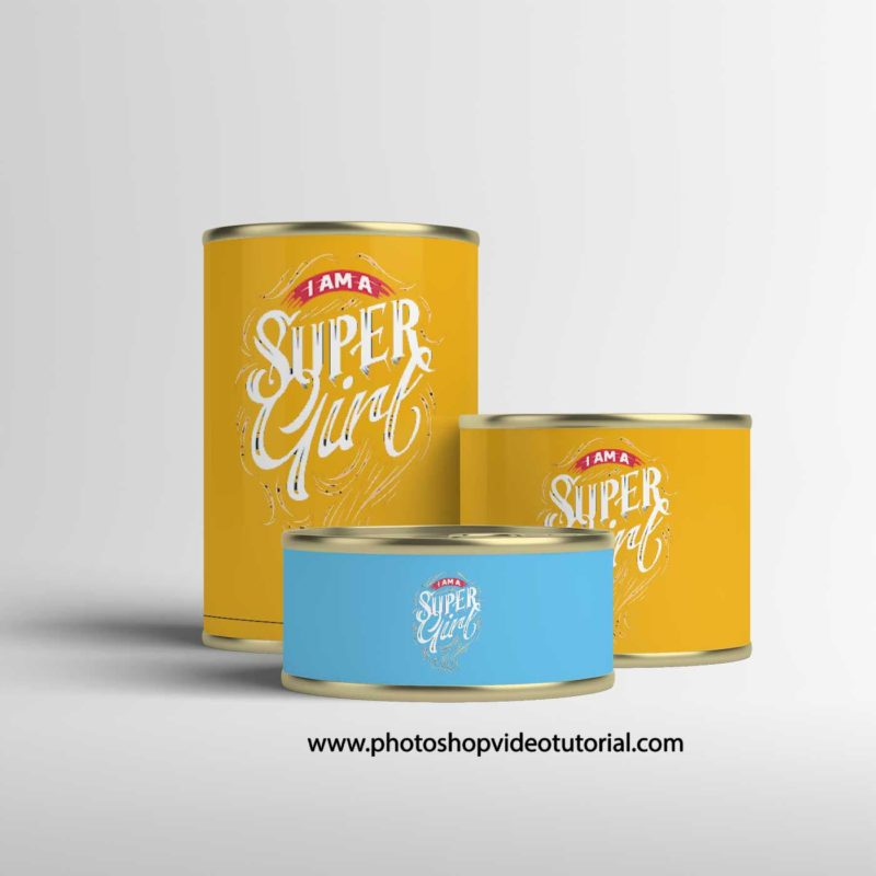 free box bundle mockup