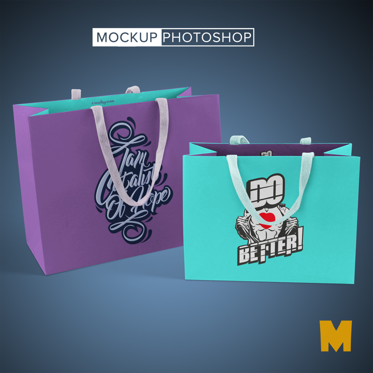 Amazing Fashion Bag Mockups