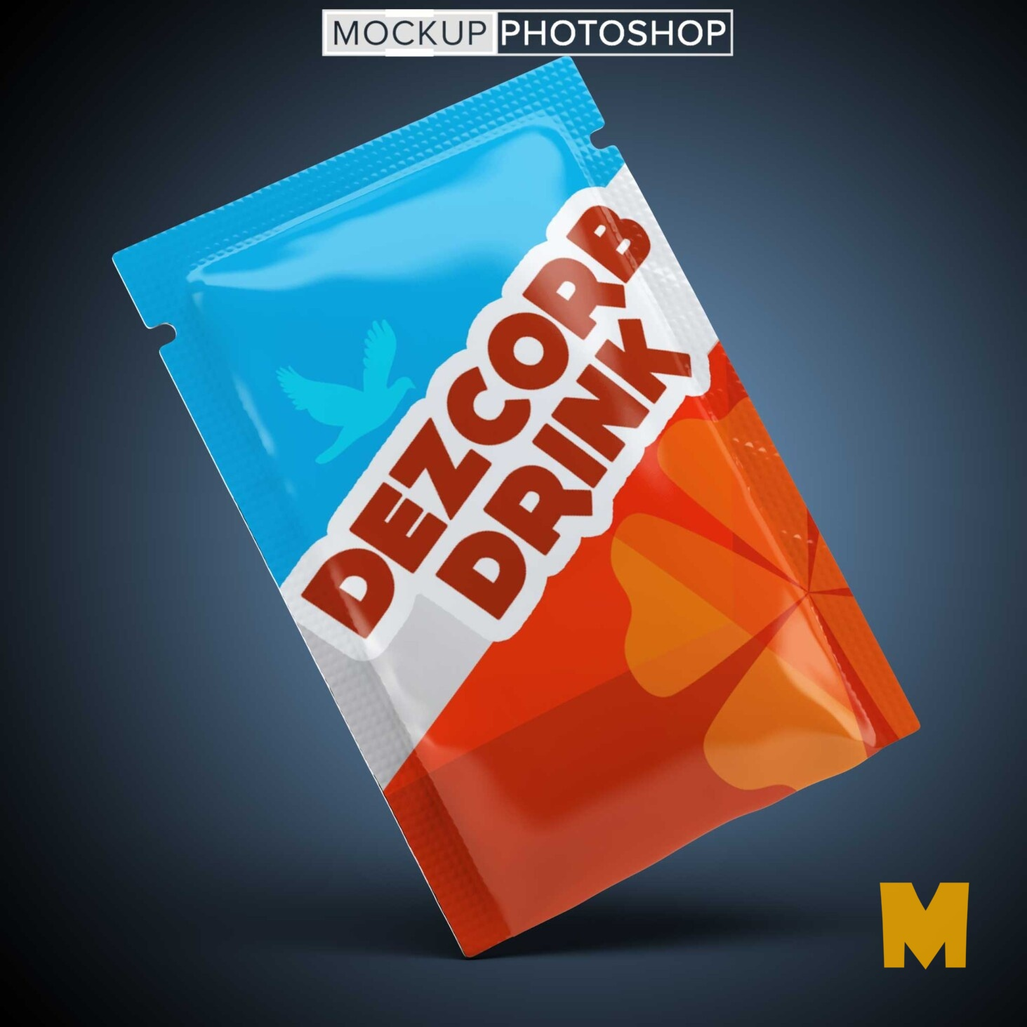 Pouch Packagings Mockup