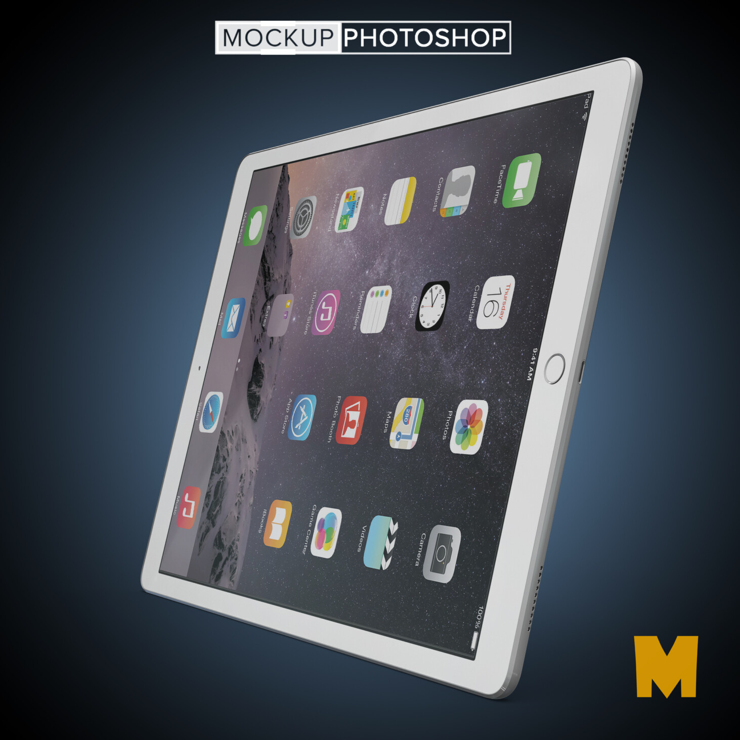 Beautiful iPad Mockups