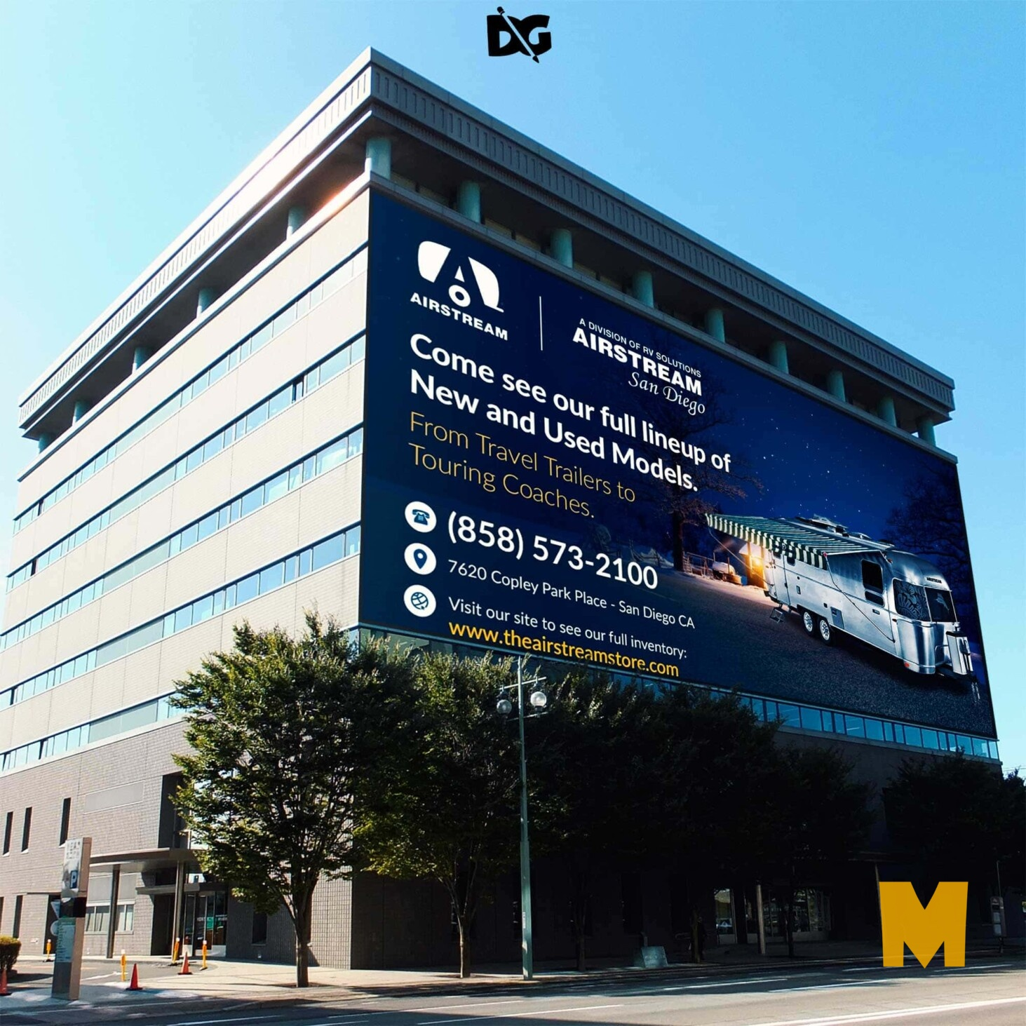 Download Billboard Mockups