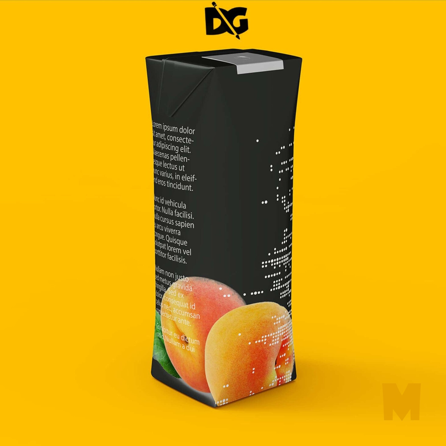 Real Juice Label Mockups