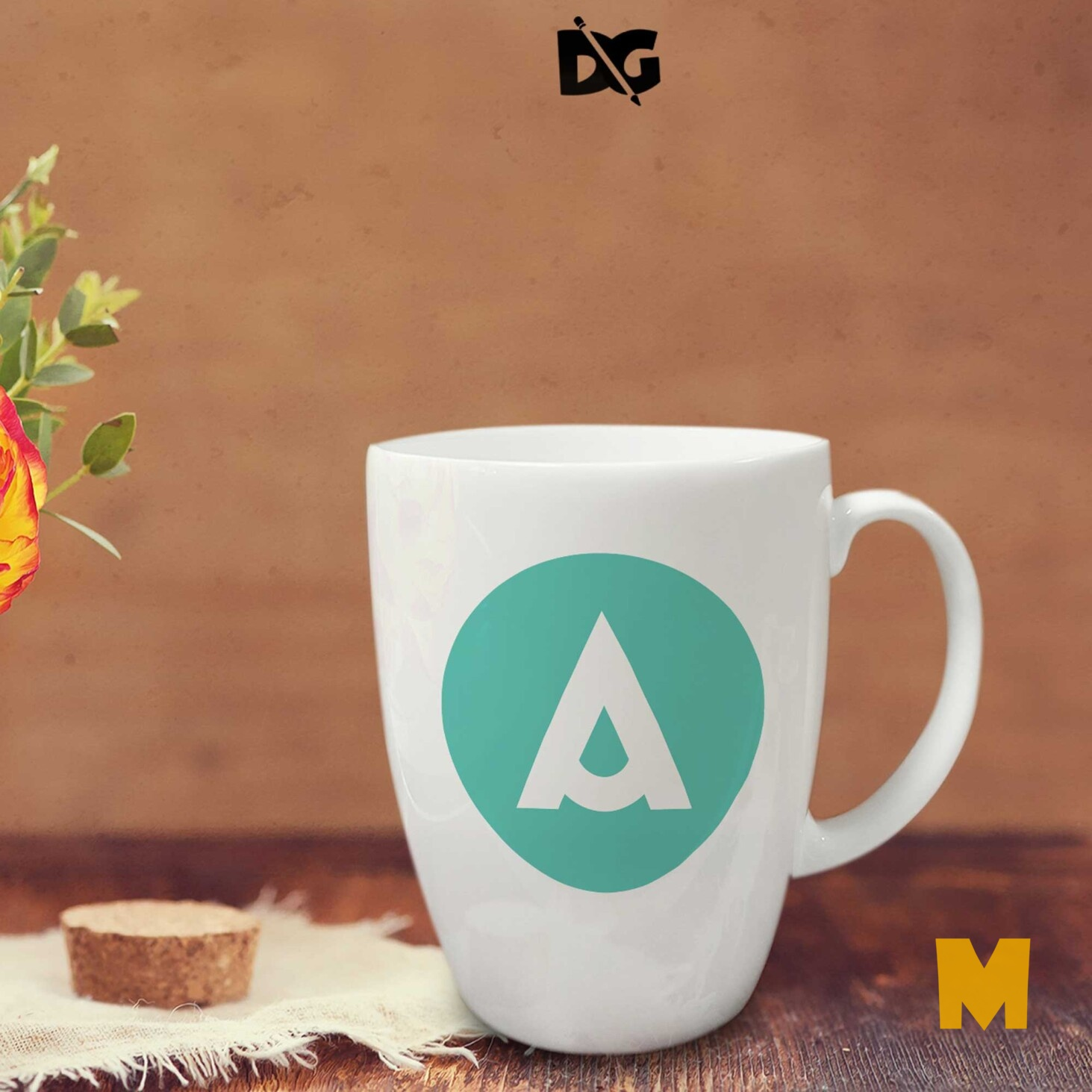 Latest Cup Mockup.