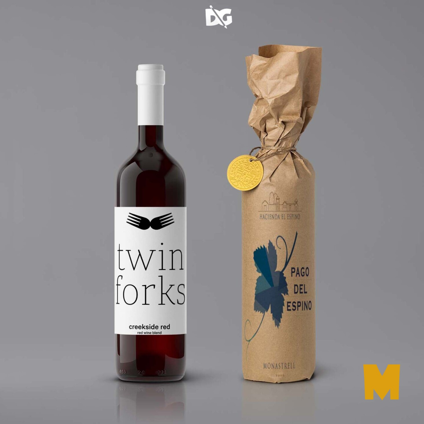 Bottle Label Mock-Up
