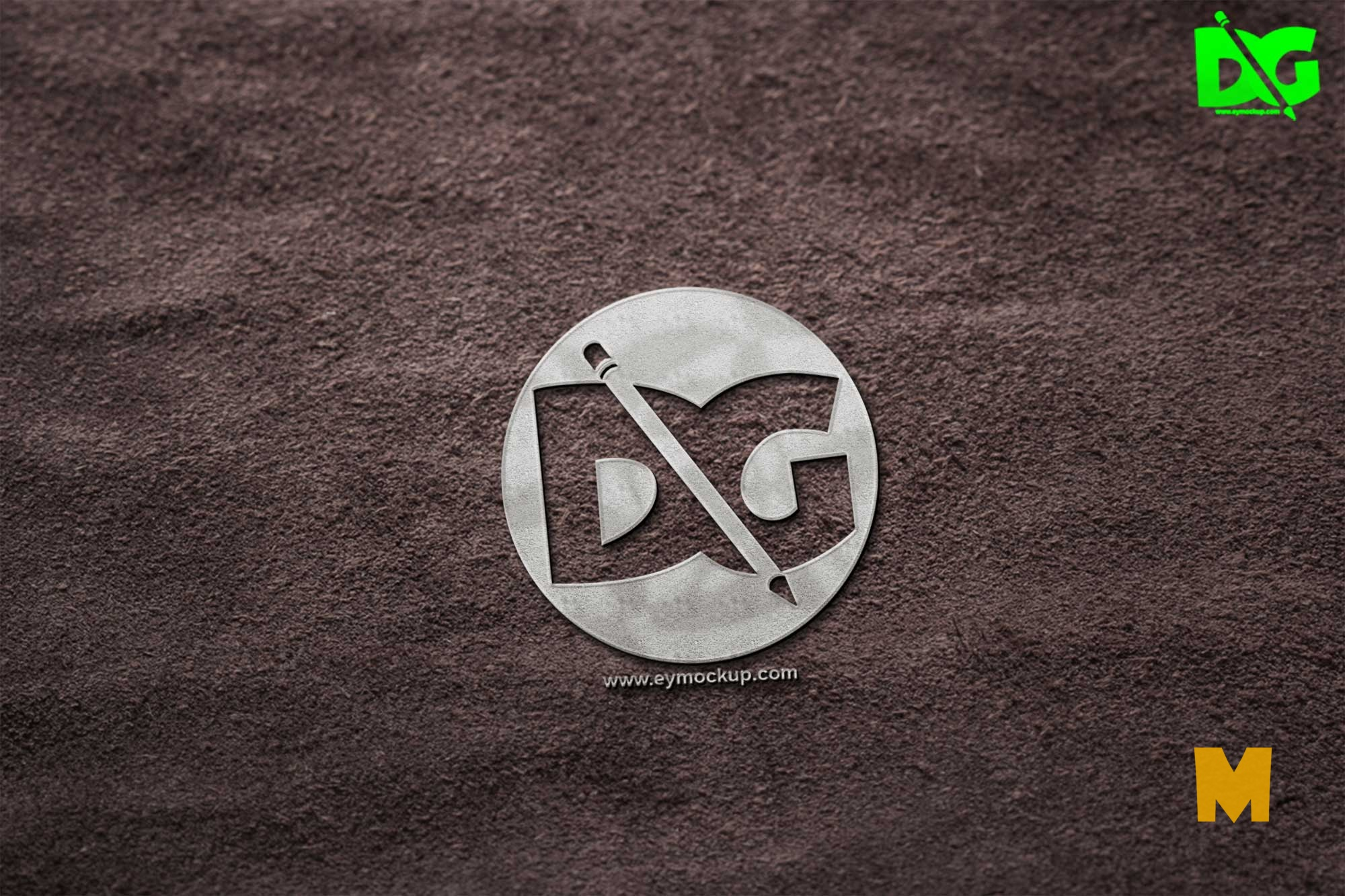 Cloth Logo Mockup
