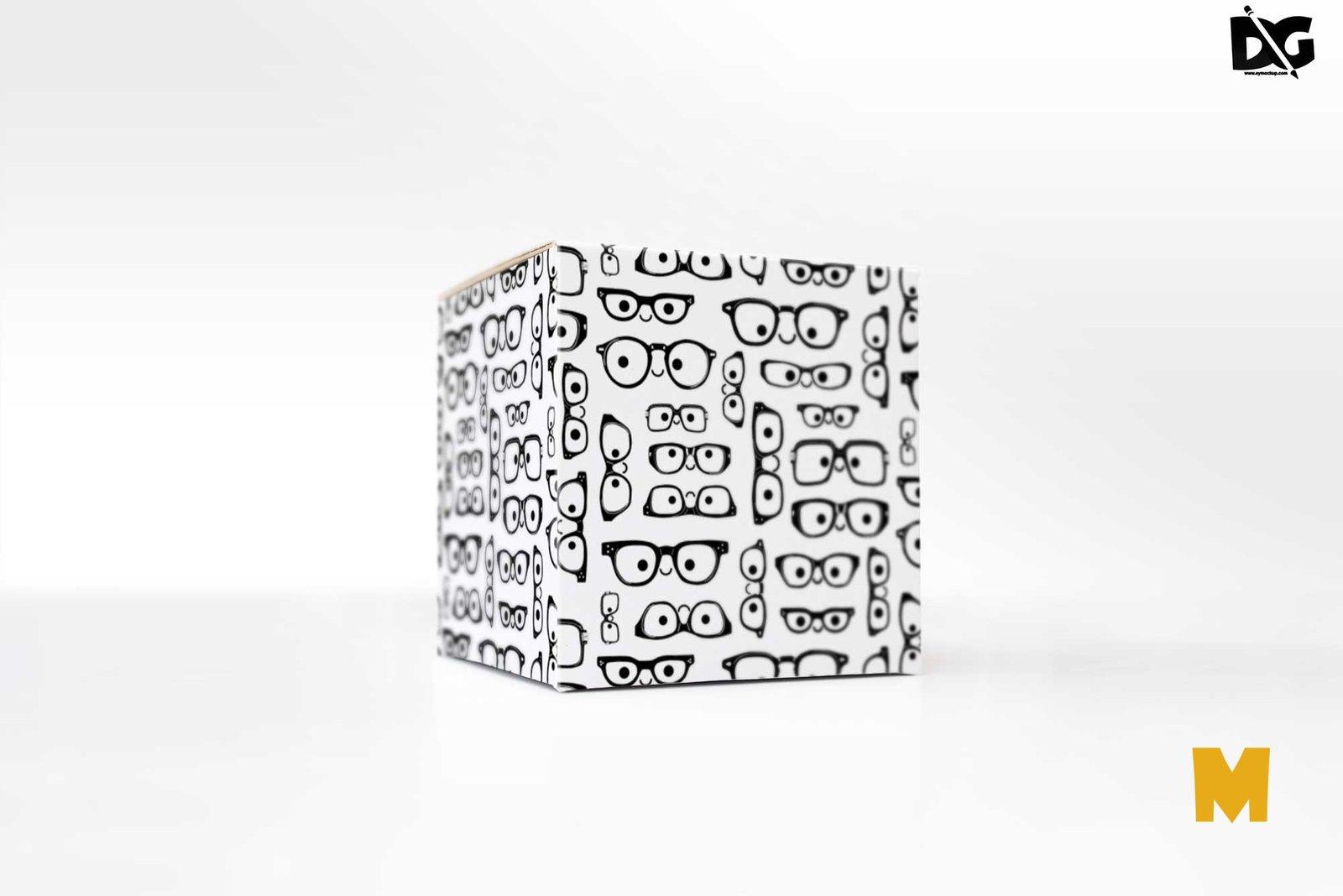 Box Design Mockup
