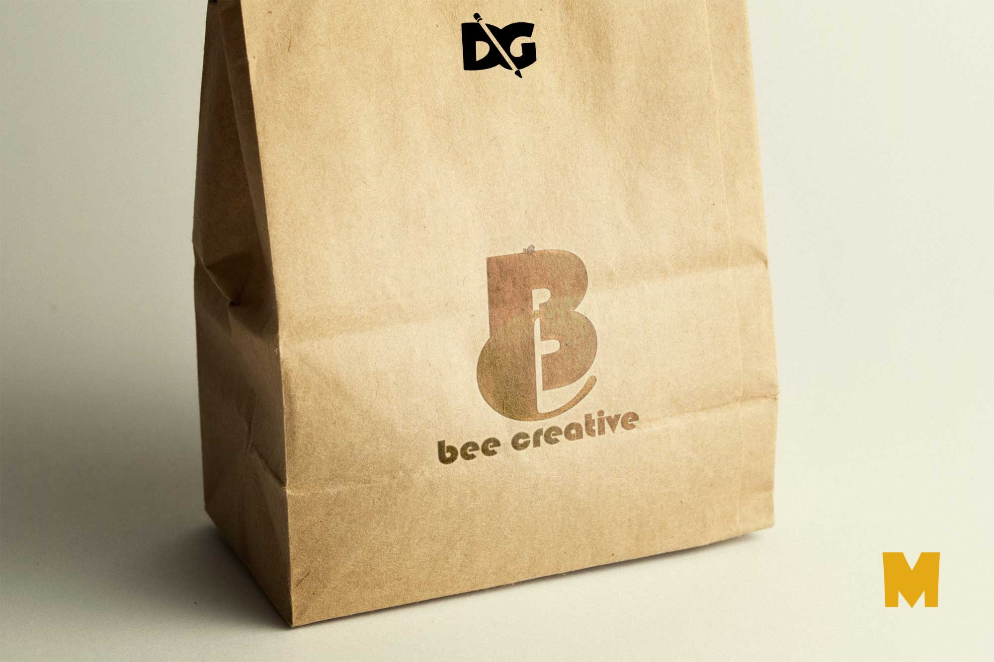 Bag Packaging Mockup