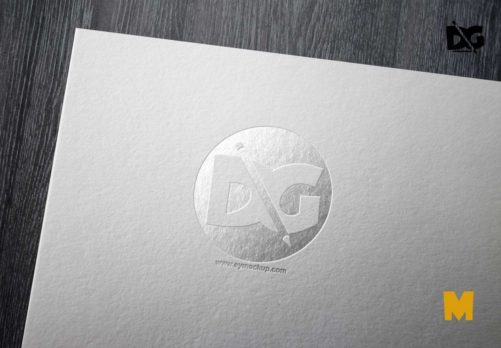 Cinematic Logo Mockups