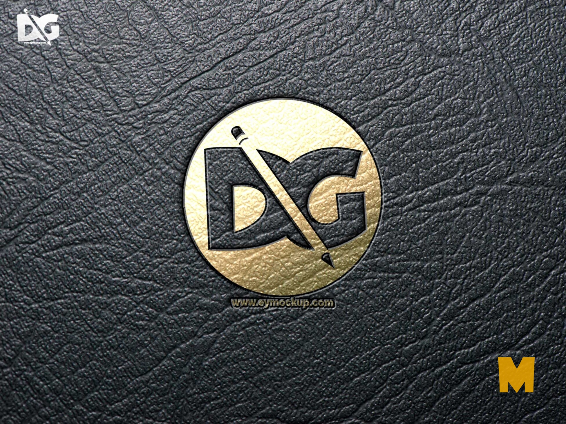 Products Leather Logo