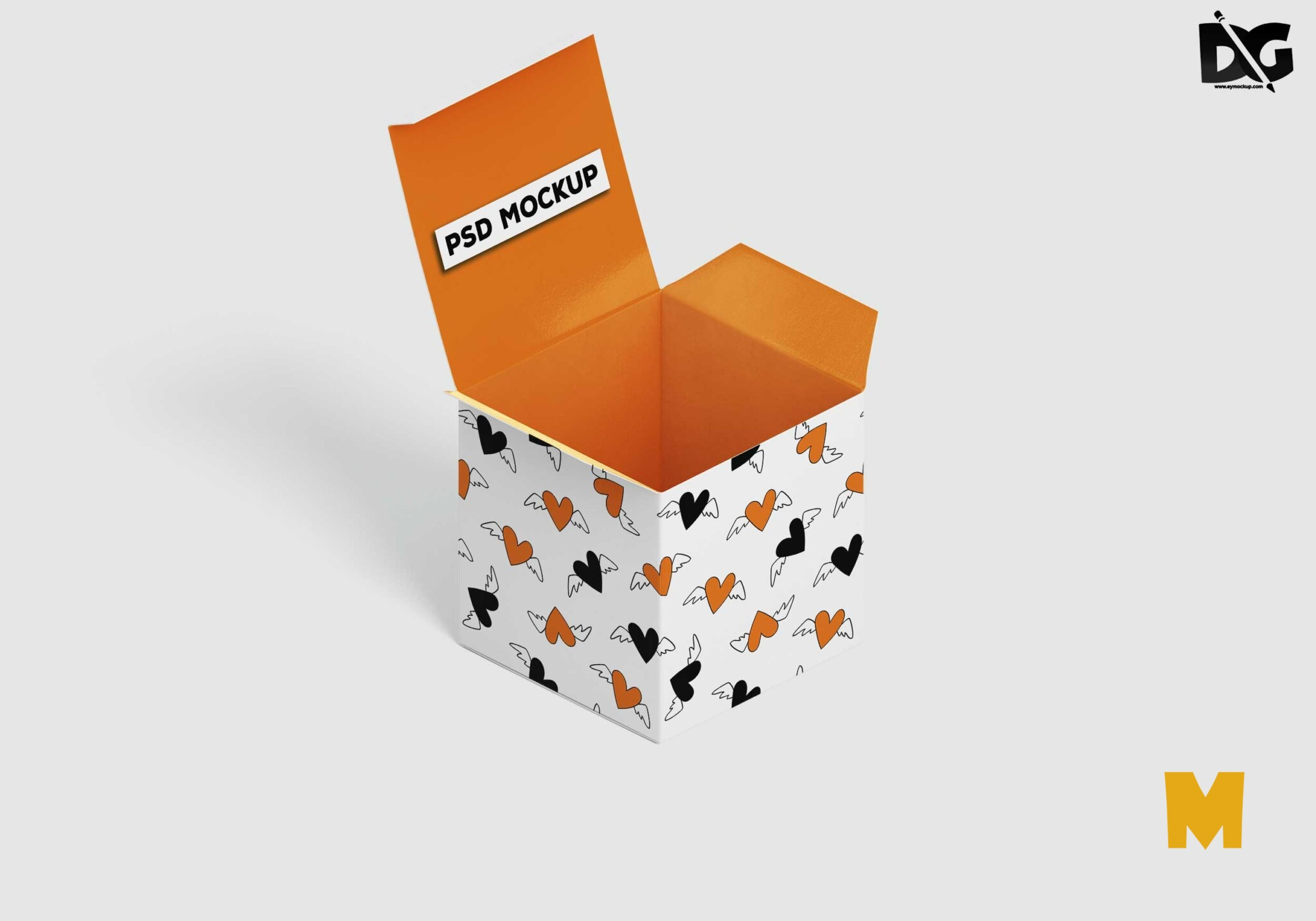 Box Artwork Mockup
