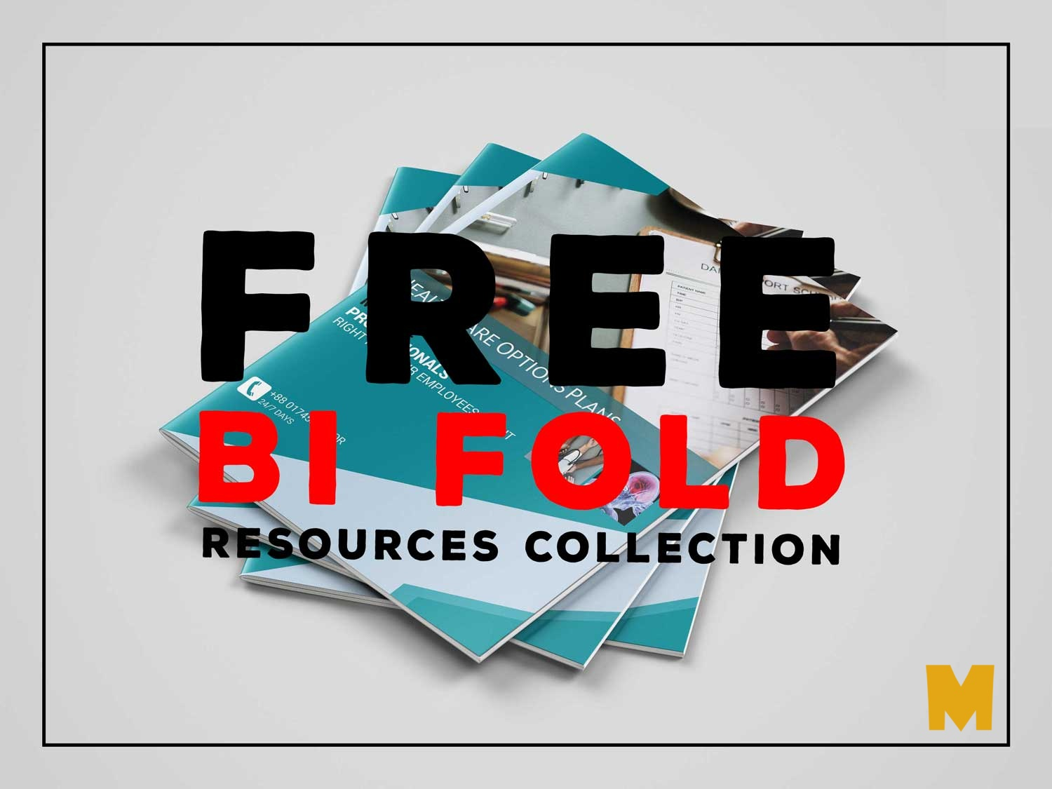Bi-Fold Brochure Resources Collection