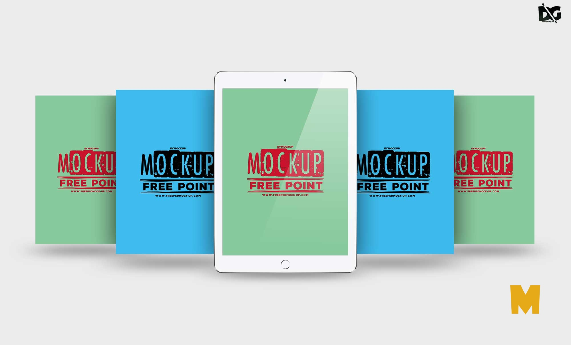 Free Download Ipad Mockup