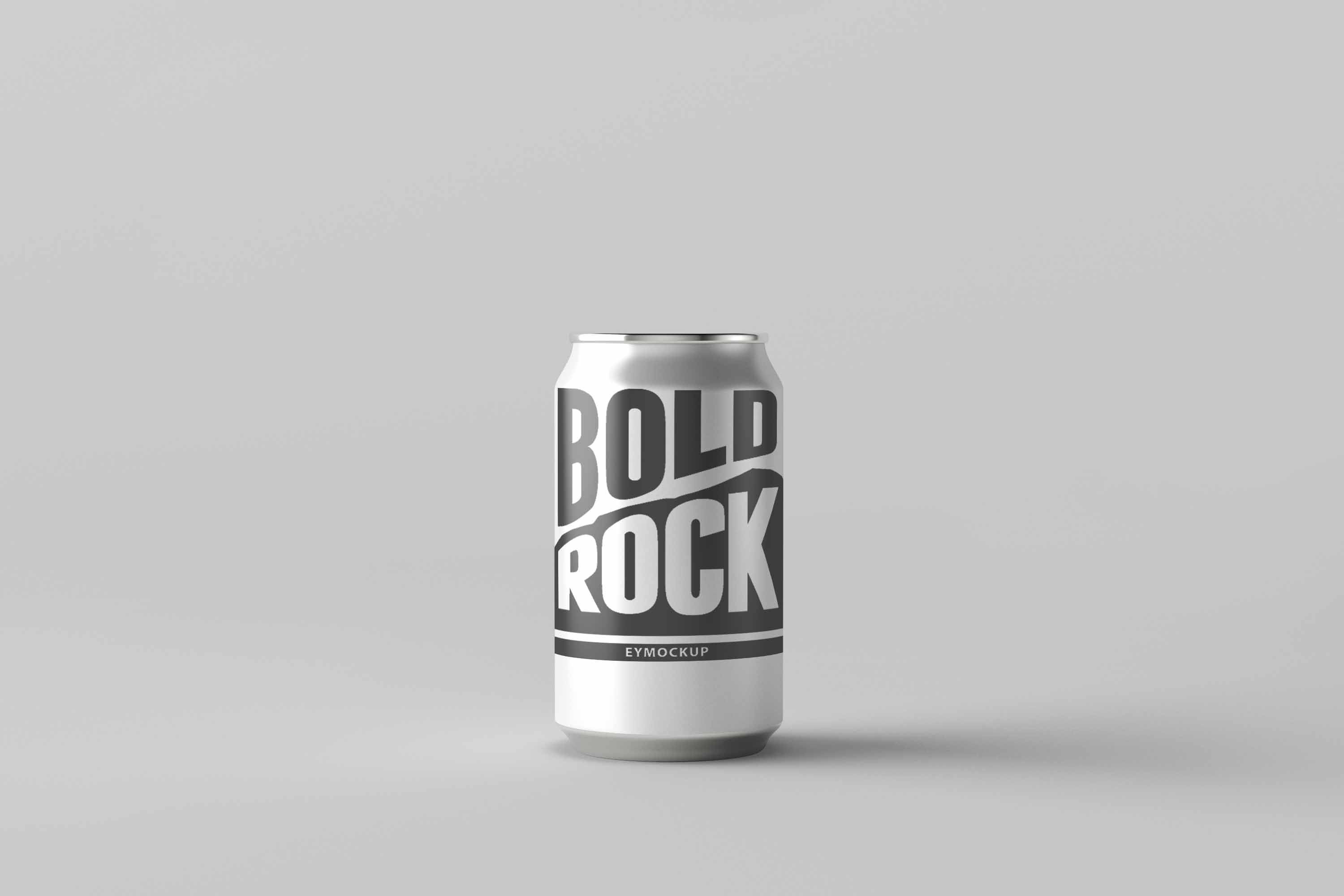 Coke Label Mockup