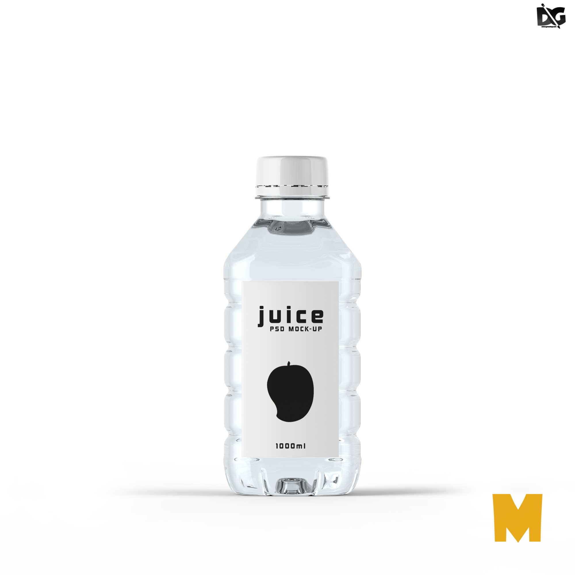 Bottle Design Mockup