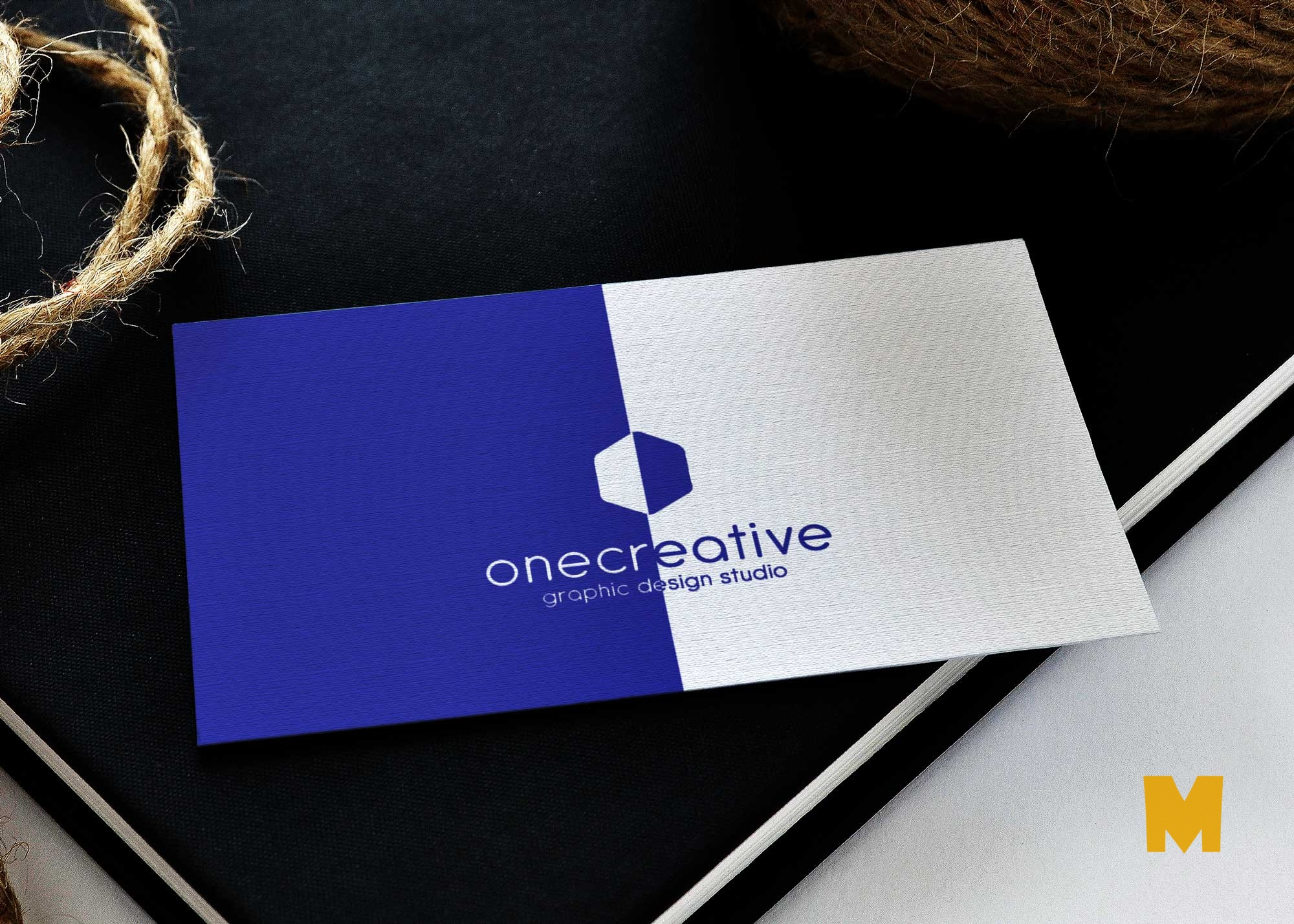 Free Clear Business Cards Mockup