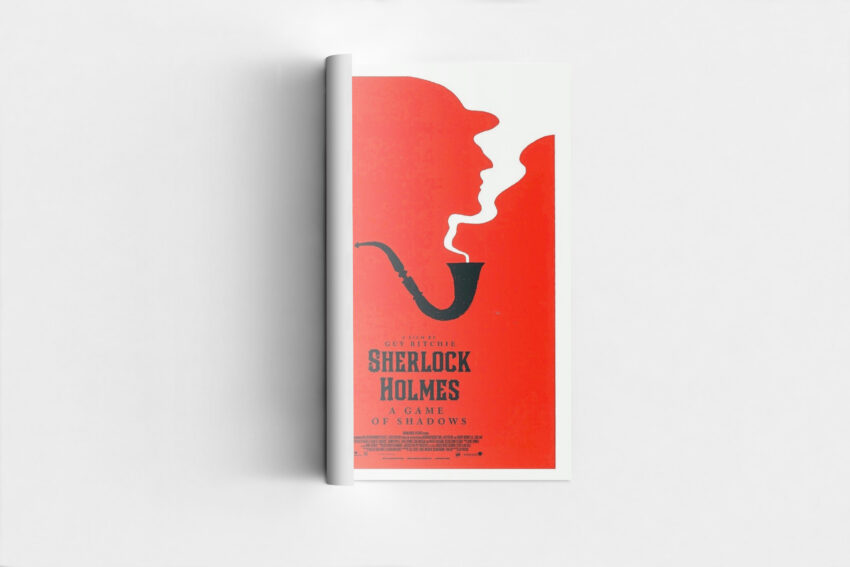 Free Flyer Design Mockup For Behance