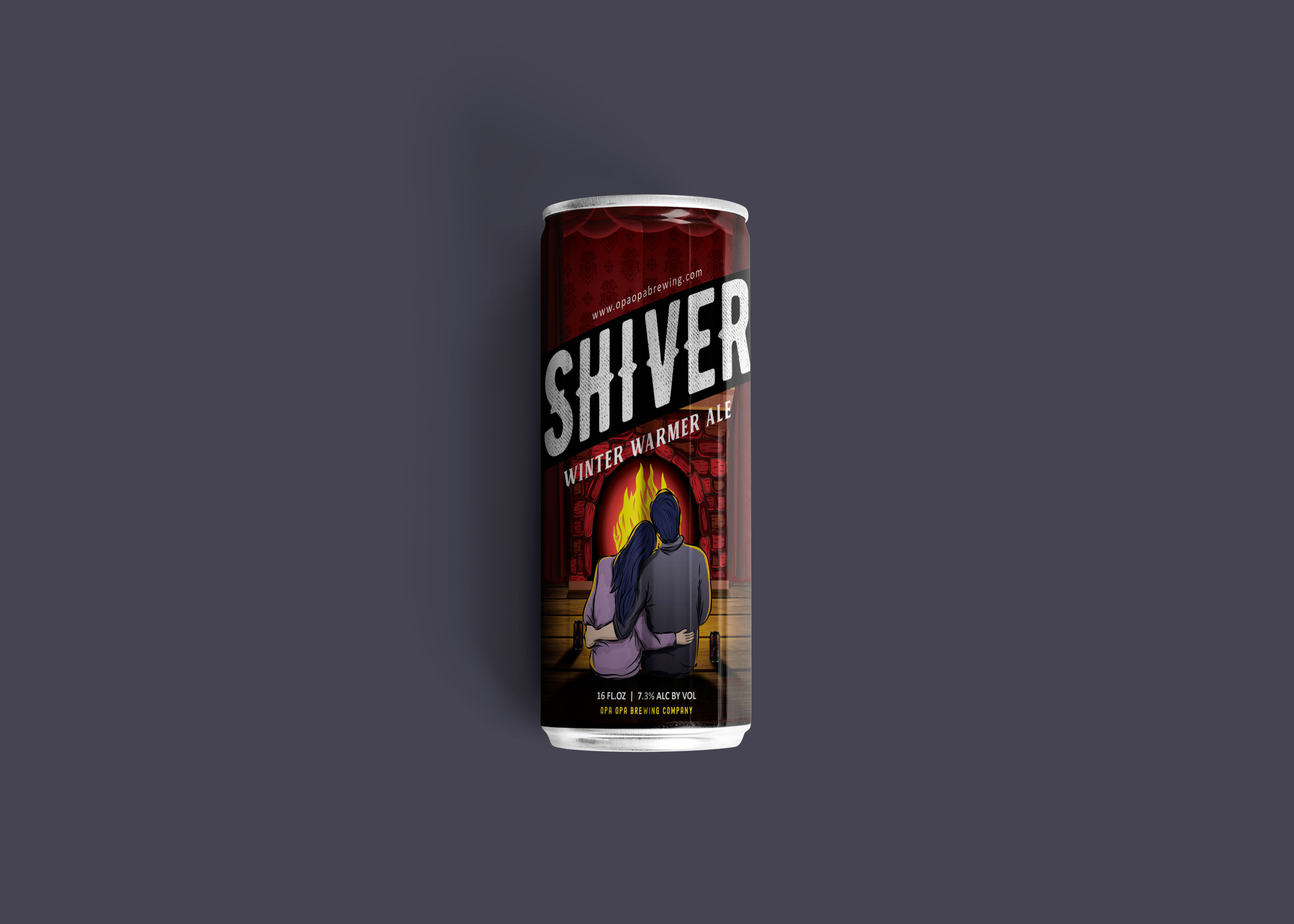 New Free PSD Soda Can Label Mockup
