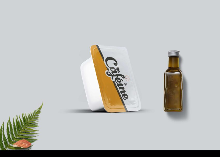 Bakery Packaging Mock Up