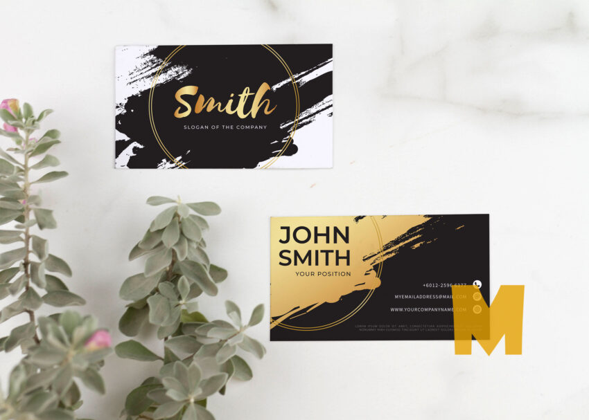 Beautiful Business Cards Mockups
