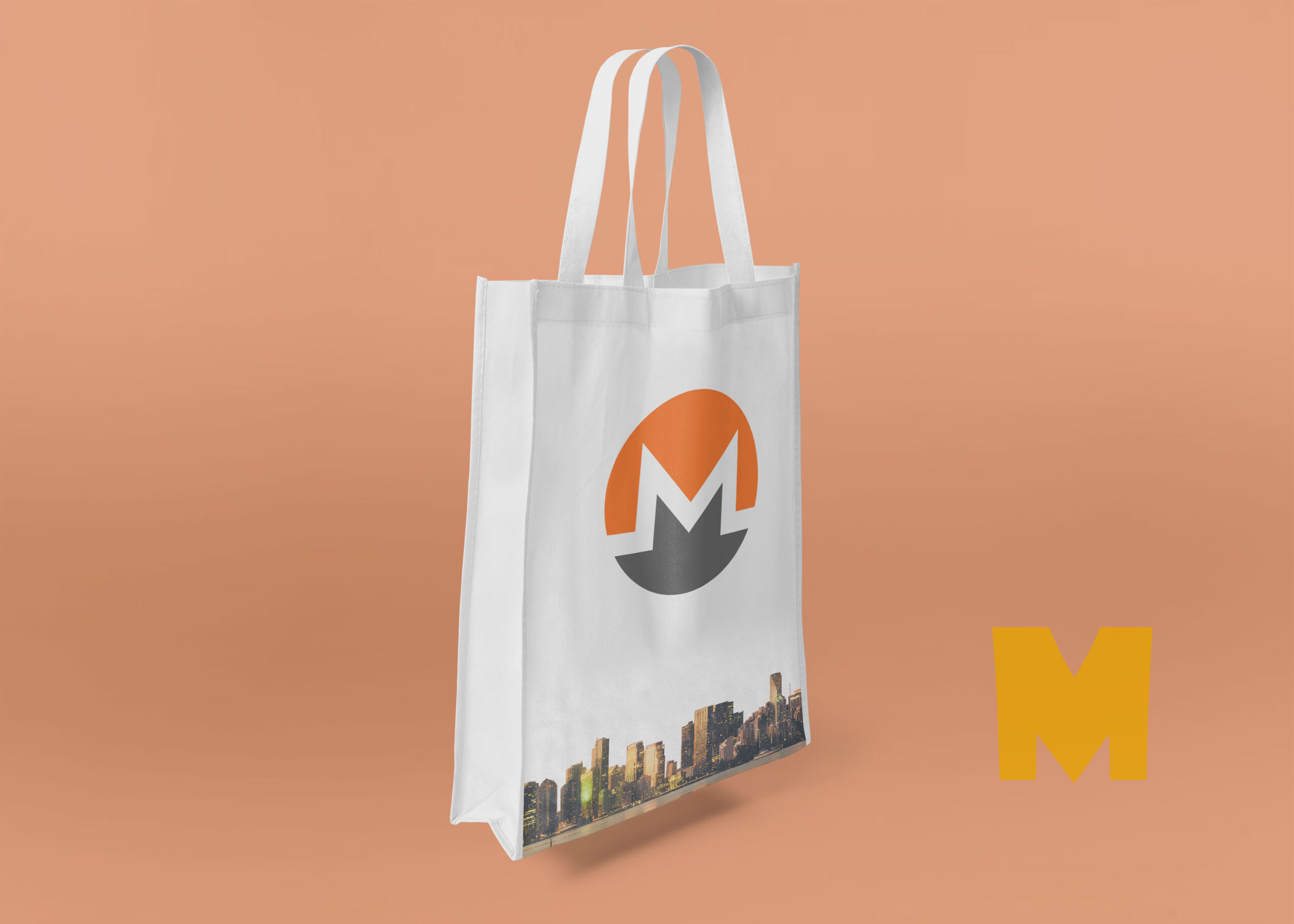 New Tote Bag Mockup 2019