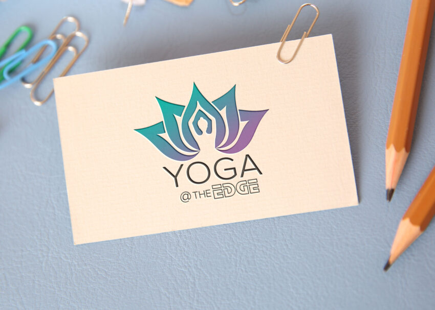 New Yoga Logo Mockup 2019