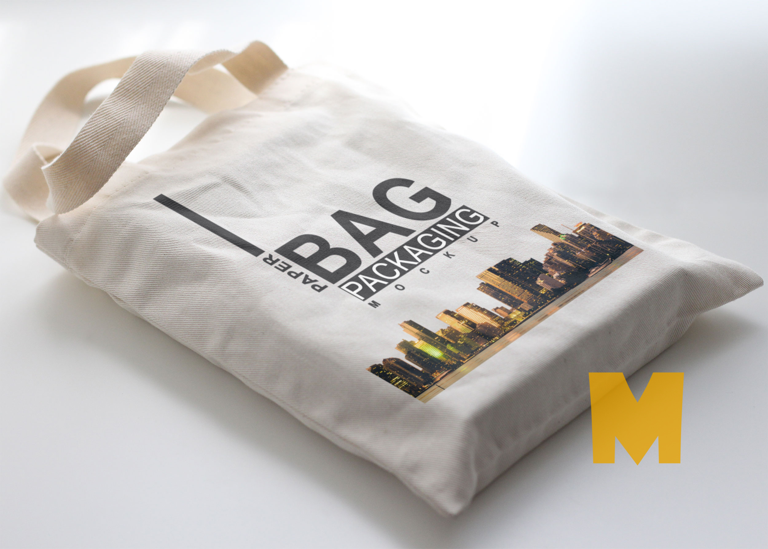 Canvas Bag Mockup 2019
