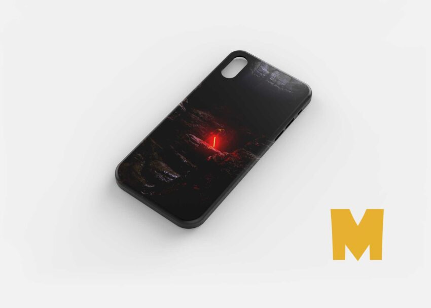Iphone Case PSD Mockup