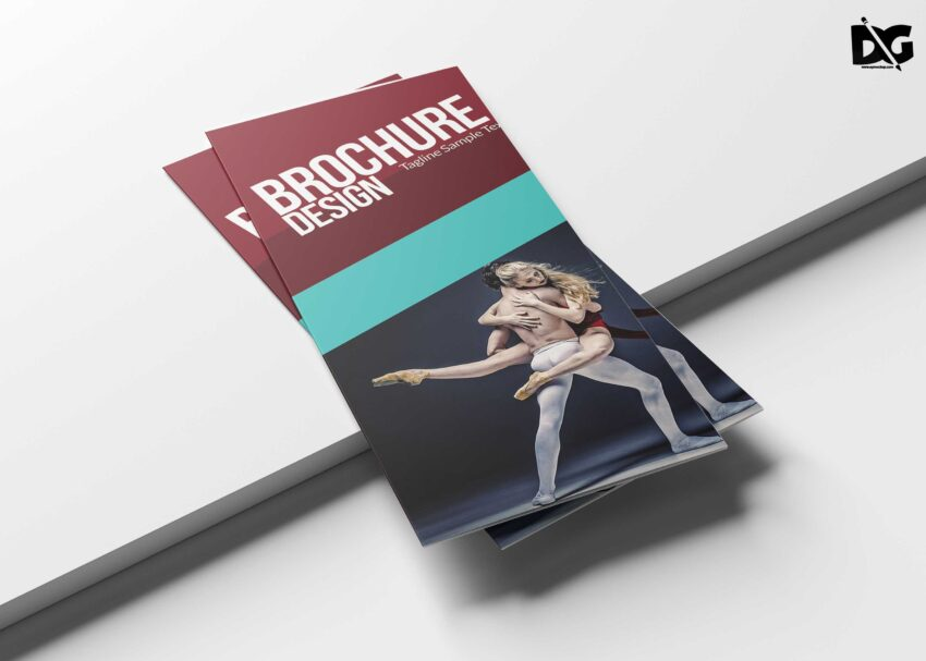 Dance Tri-Fold Brochure Template