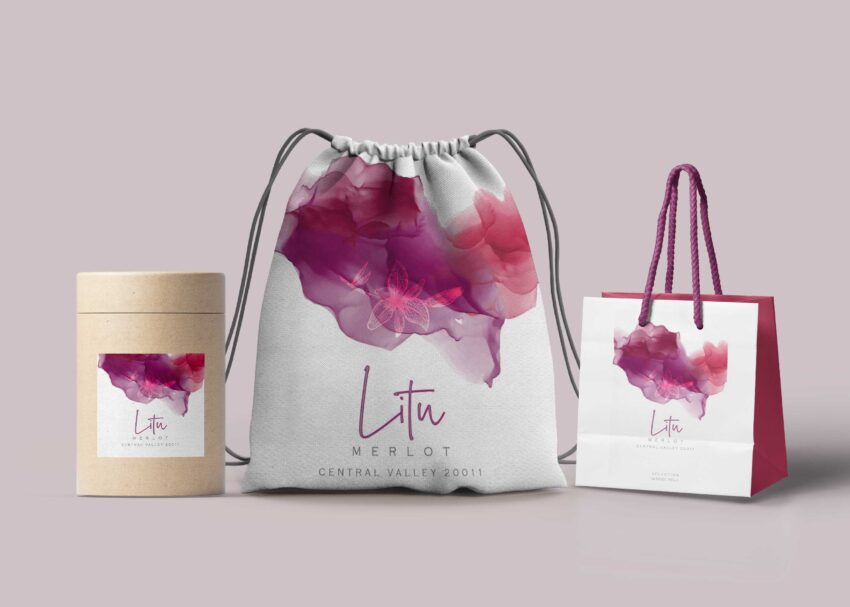 Bag Design Presentation Mockup