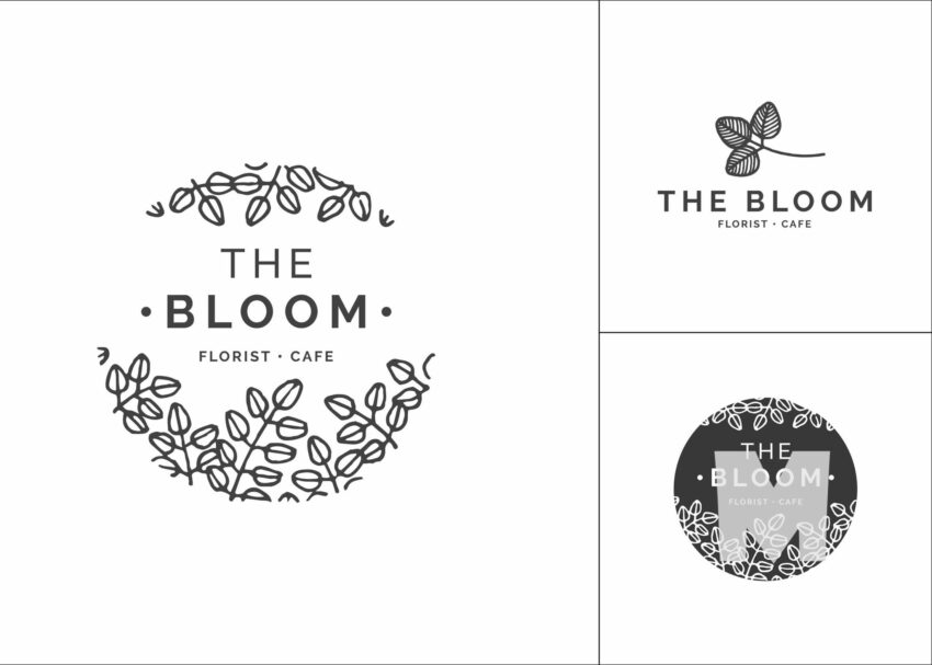 Bloom Vector Logo