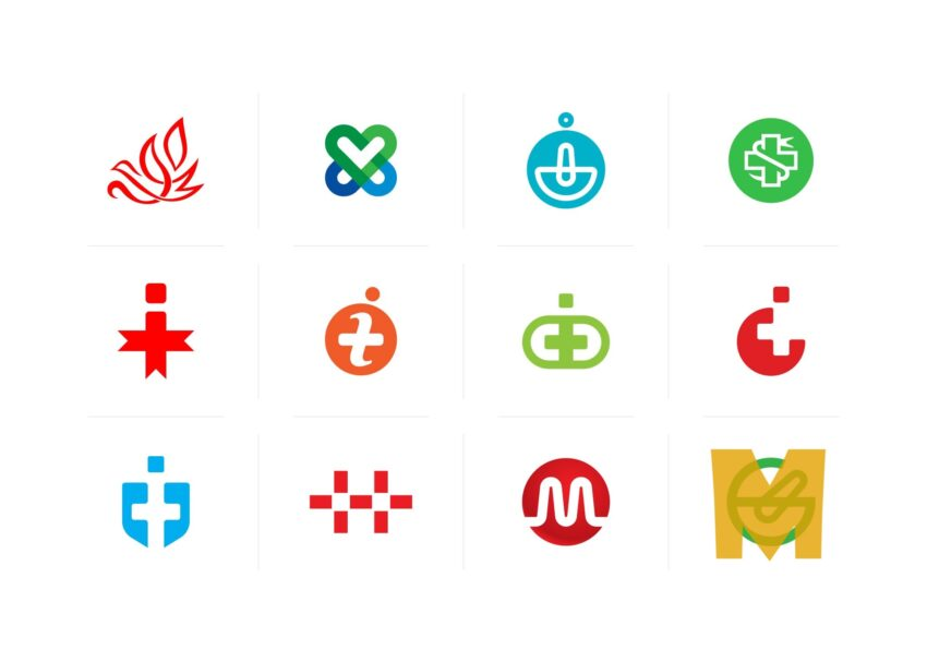 Medical Procedure Icons Set