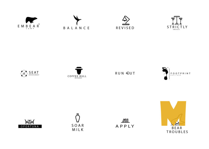 Vector Logo Design Set