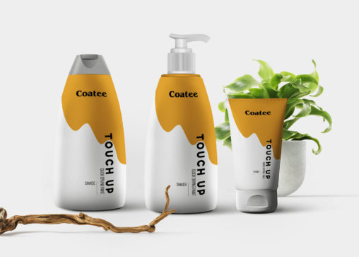 Hair Spa Product Mockup