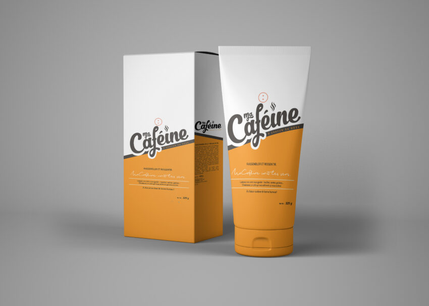 Cosmetic Products Label Mockups