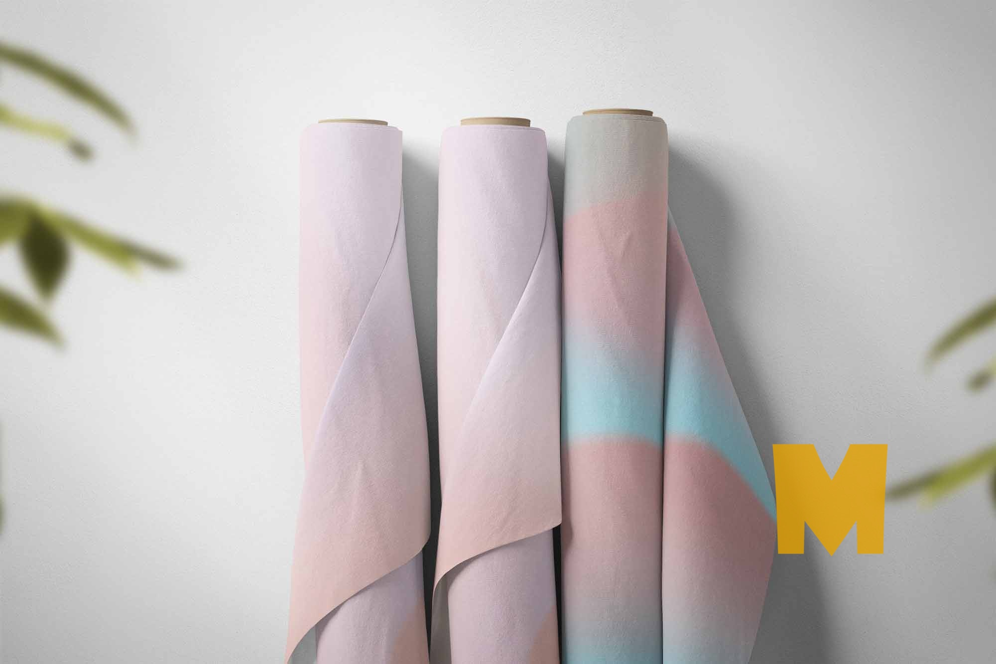 Fabric Clothes Rolls