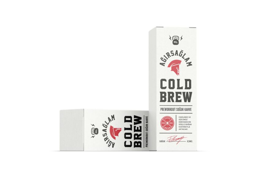 Brew Packaging Mockup