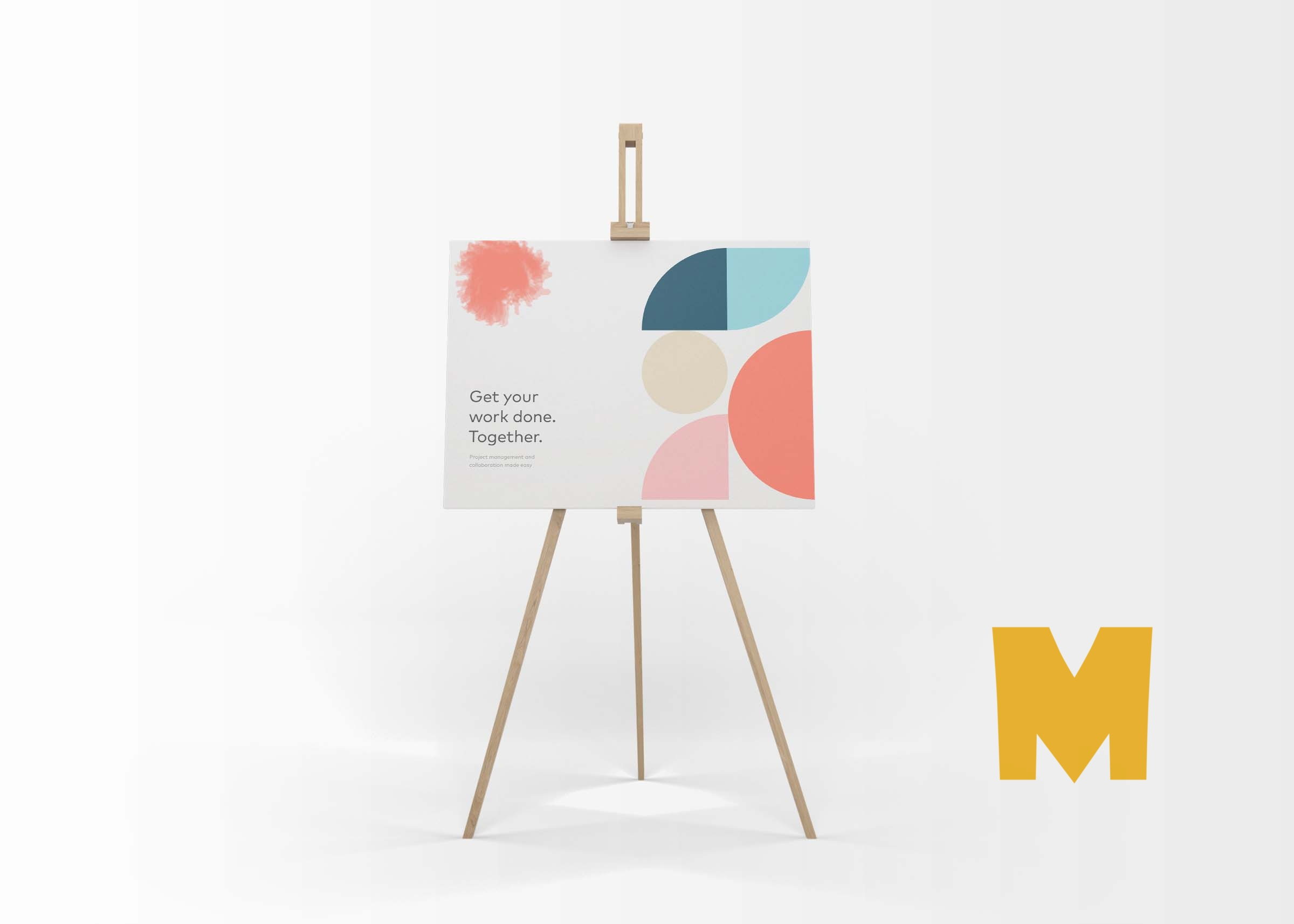 Painting Poster Mockup