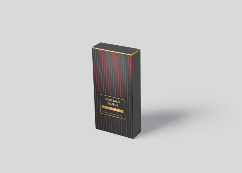Premium PSD Chocolate Packet Mockup