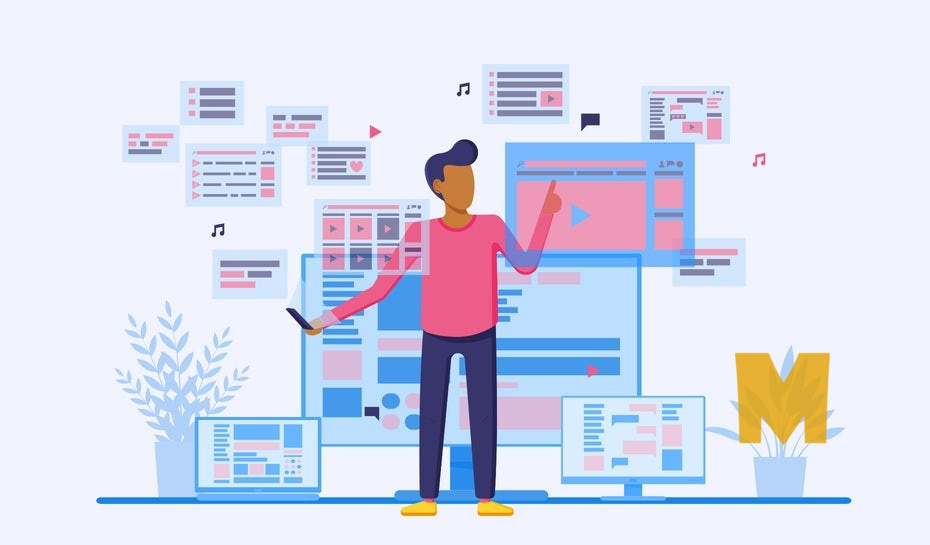 Front-End Development: From UX Design to Code