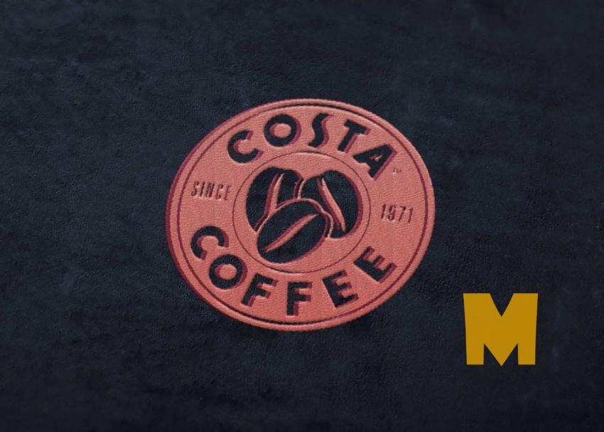 Free Embroidered Logo MockUp