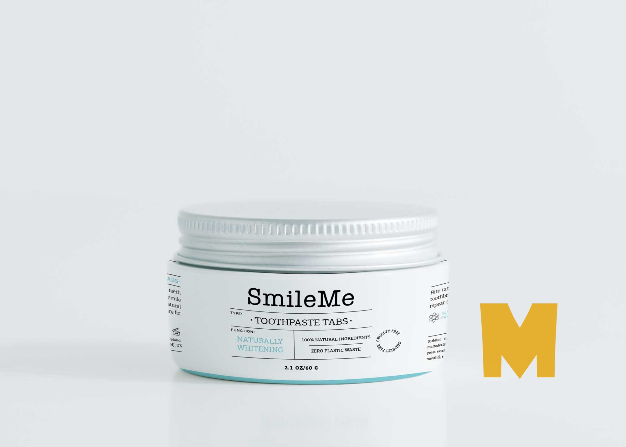 Free White Tone Cream Jar Mockup